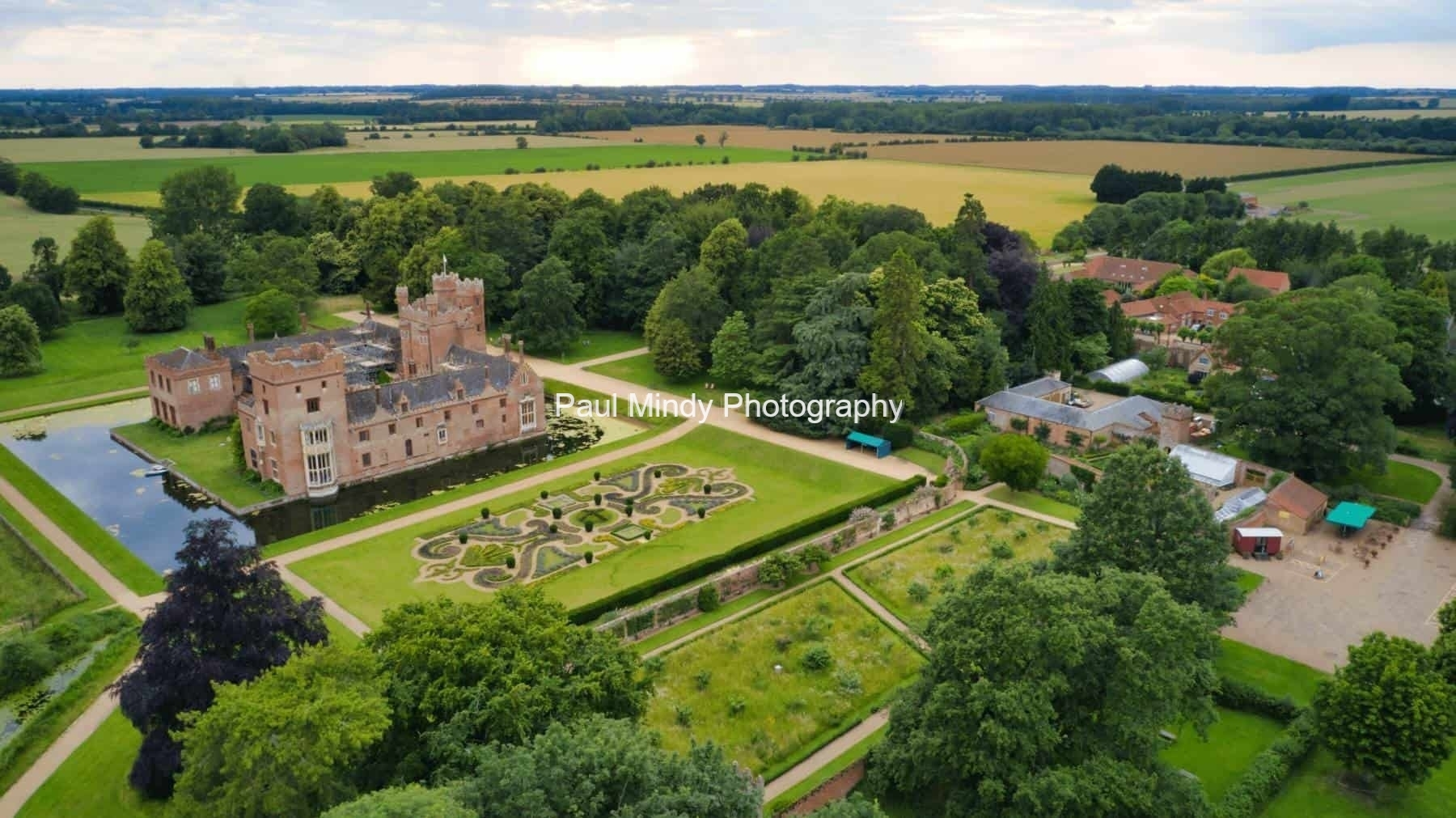 Oxburgh-hall-National-Trust-Aerial-Photography-Drone-Imagery-op
